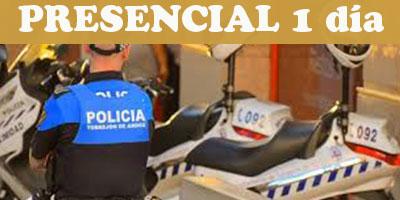 Intervencion policial ocupacion inmuebles cursos CPPM