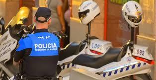 Intervencion policial ocupación inmuebles