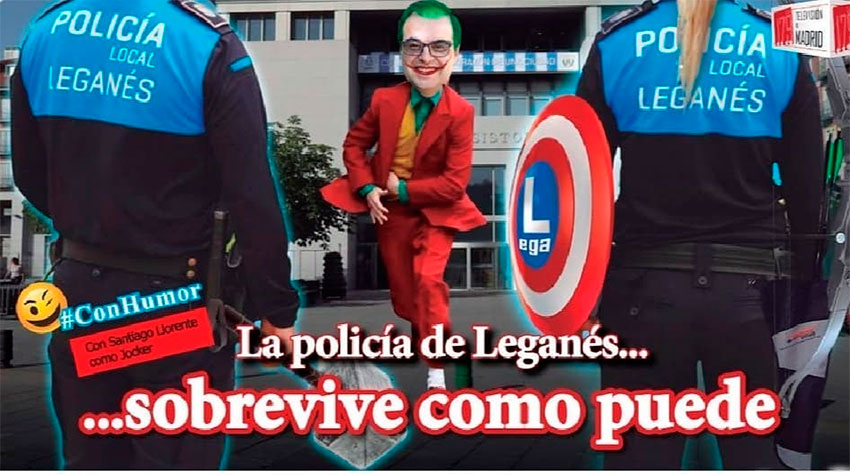 Alcalde leganés mentiroso