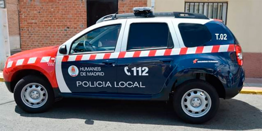 policia-local-humanes-madrid-coche