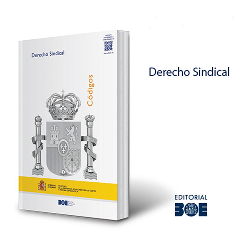 Codigo Derecho Sindical BOE