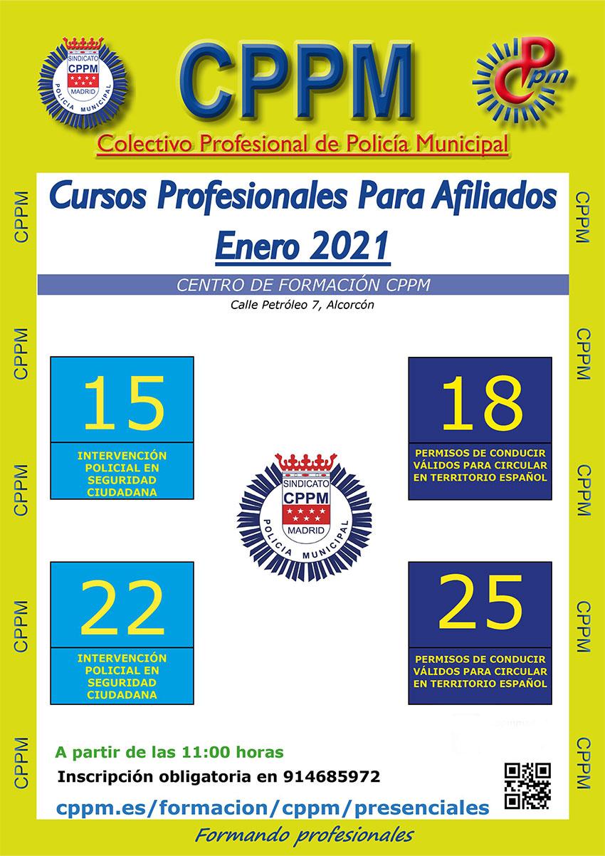 Cursos CPPM enero 2021