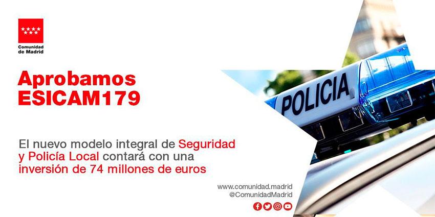 esicam179 Comunidad Madrid