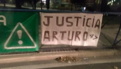 Justicia para Arturo Policia local Rivas Vaciamadrid