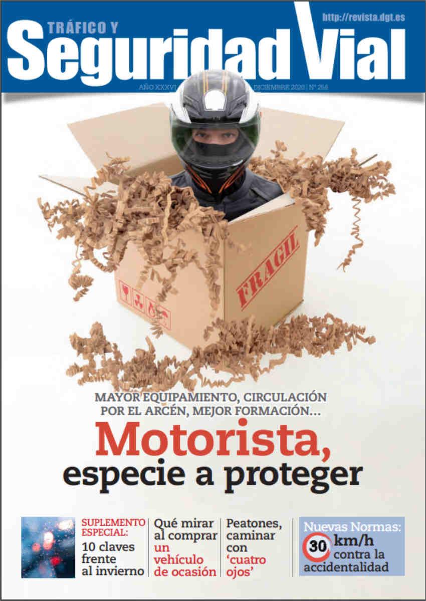 Revista Tráfico y Seguridad Vial diciembre 2020 DGT