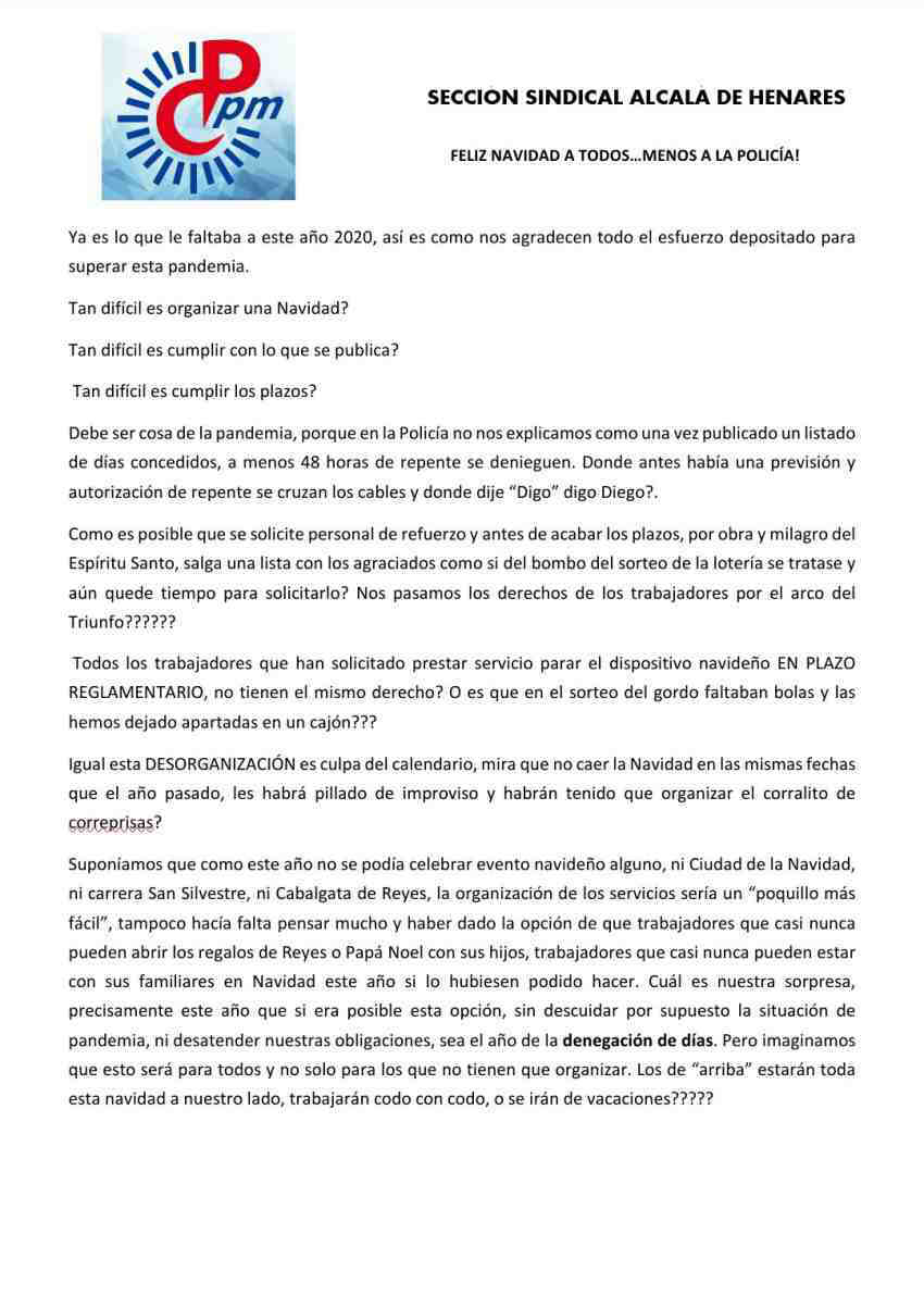 CPPM Alcalá de Henares