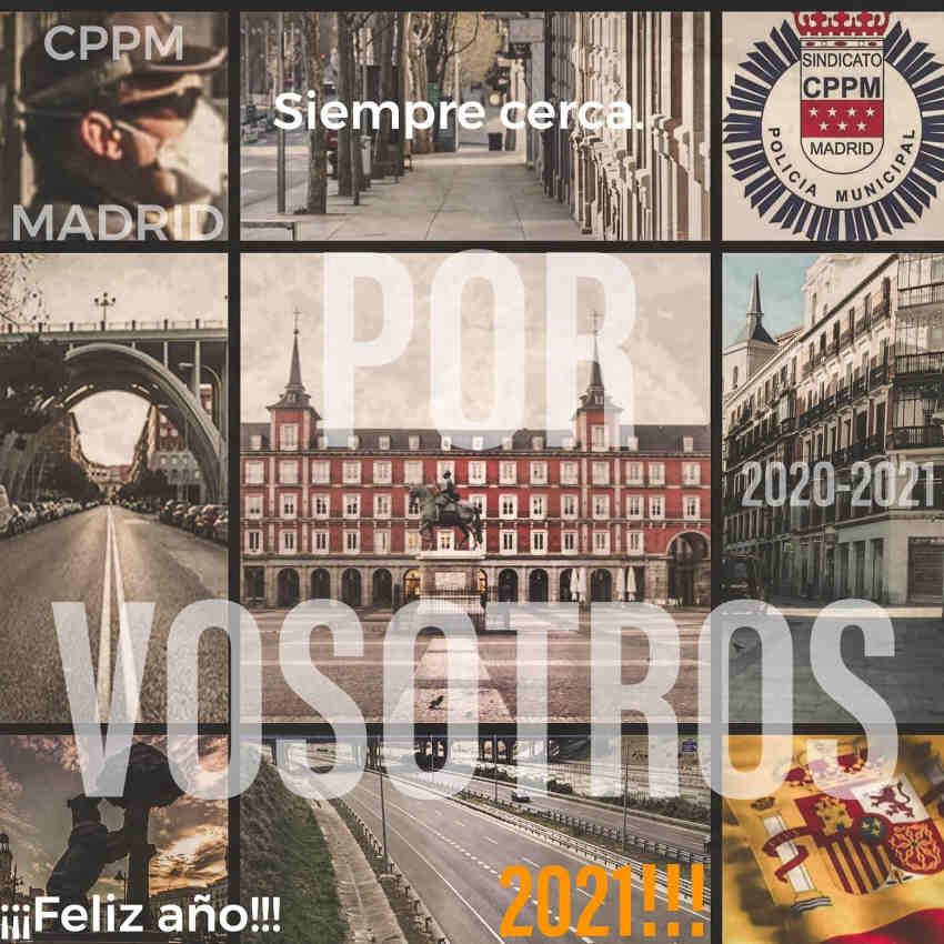 Feliz año CPPM Madrid