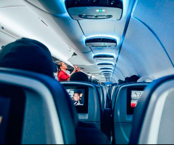 curso azafata vuelo