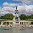 Pasea Madrid Parque Retiro