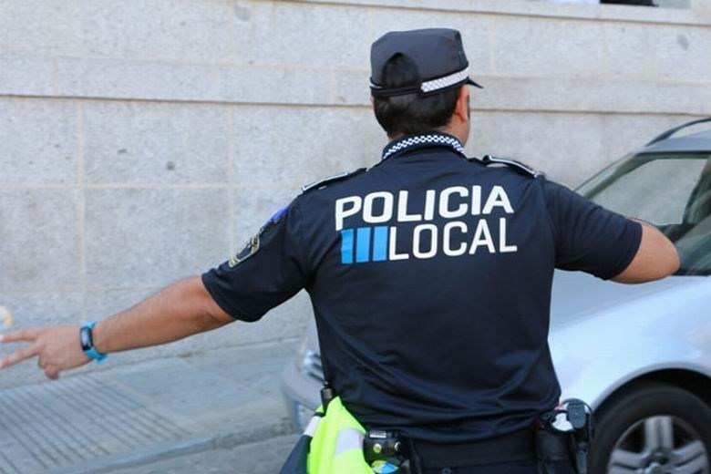 Policía local San Lorenzo de El Escorial