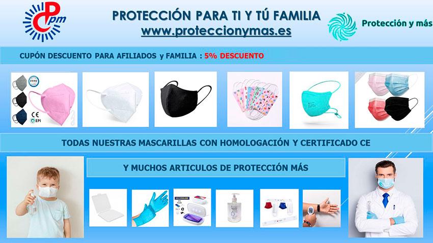 Protección y mas CPPM