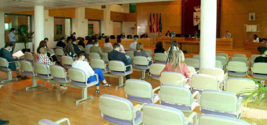 Pleno Municipal de Alcobendas (Foto: La Brújula del Norte)
