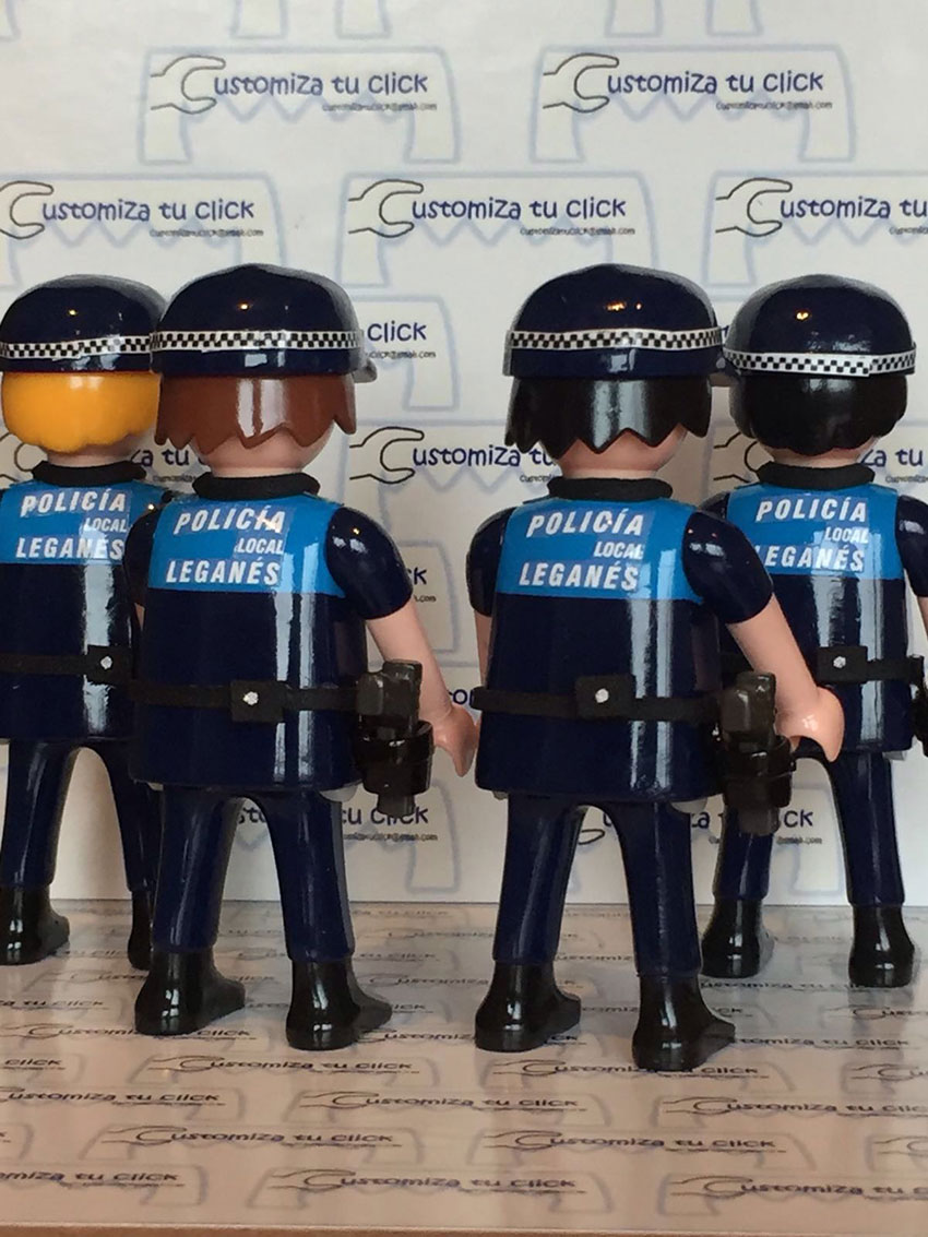 Policñia local leganes