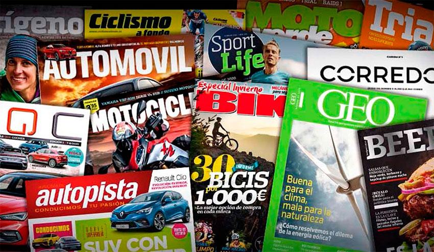 Motor Press Iberica revistas CPPM