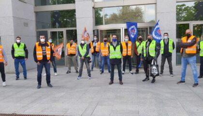 Protesta Ayto Leganés no aplicación Ley Coordinación Policías locales CPPM UPM
