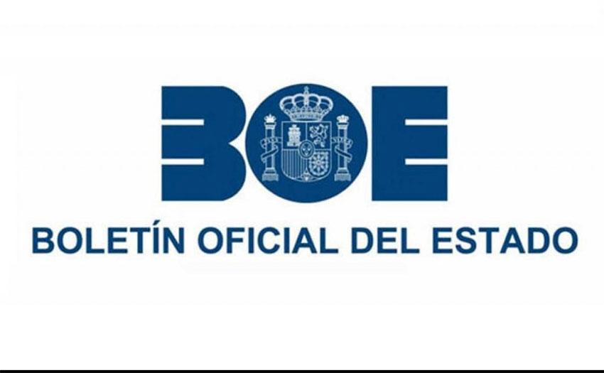 Legislación BOE