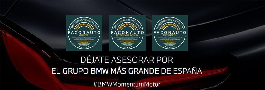 Momentum Motor ofertas vehículos BMW Mini y Motorrad CPPM