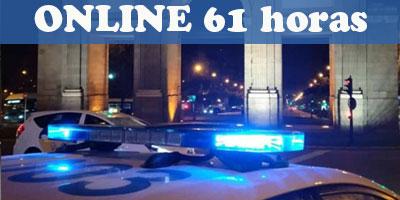 Operativa Policial dinámica del patrullero cppm