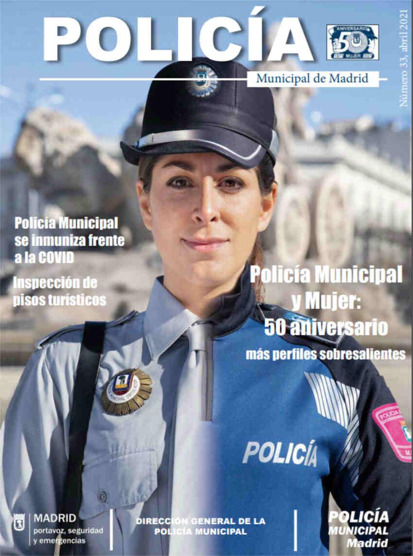 Revista Policía Municipal Madrid