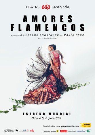 Amores flamencos gruposmedia teatro