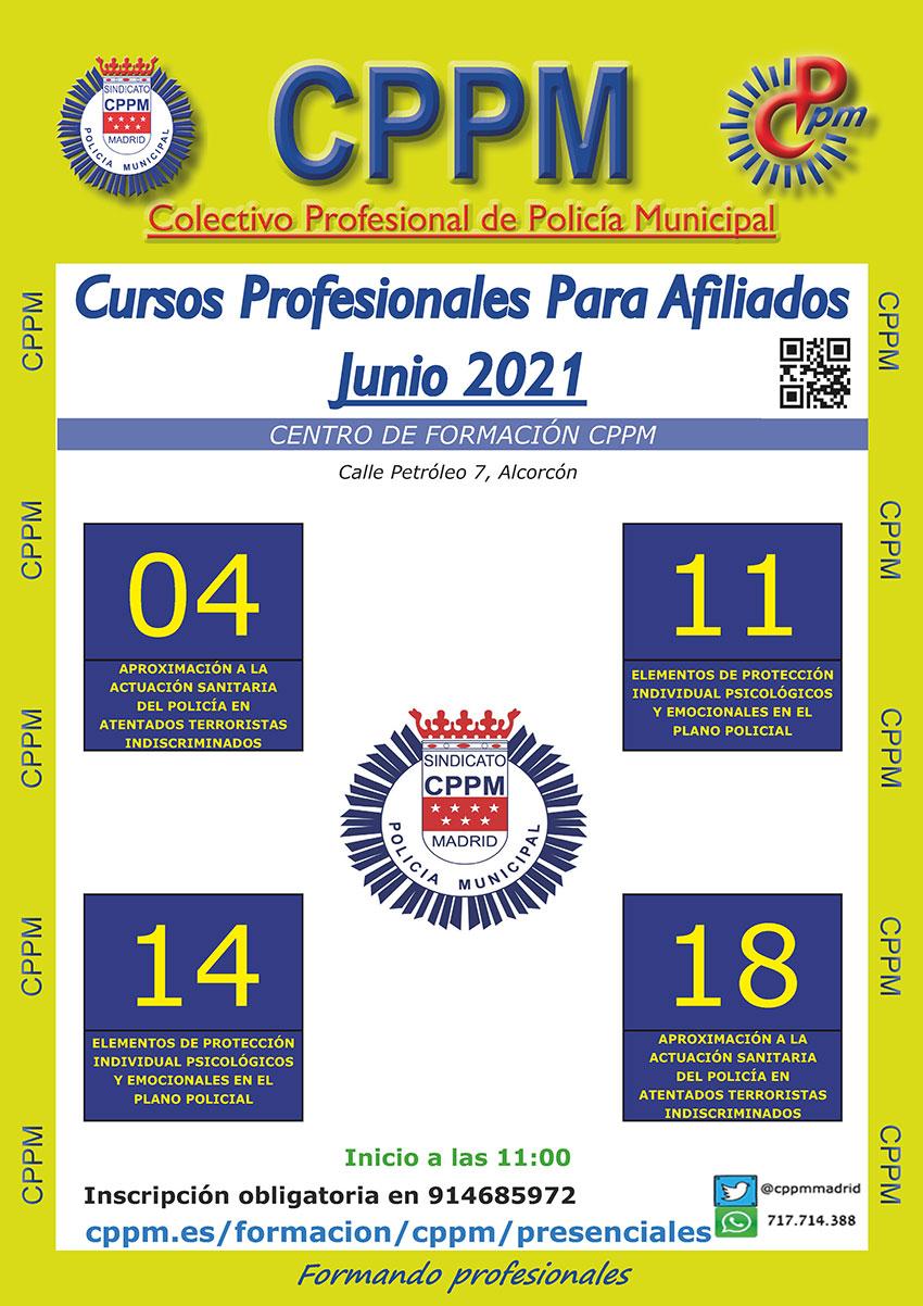 cursos formación sindicato cpp junio 2021