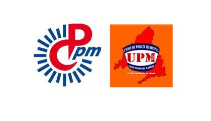 Logos CPPM y UPM Paracuellos de Jarama