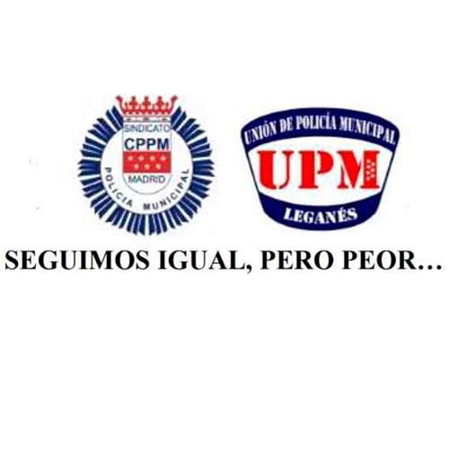 Comunicado conjunto seguimos igual, pero peor CPPM UPM Leganés