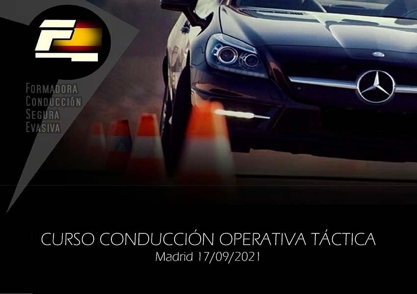 Curso conducción operativa táctica nivel básico Sindicato CPPM