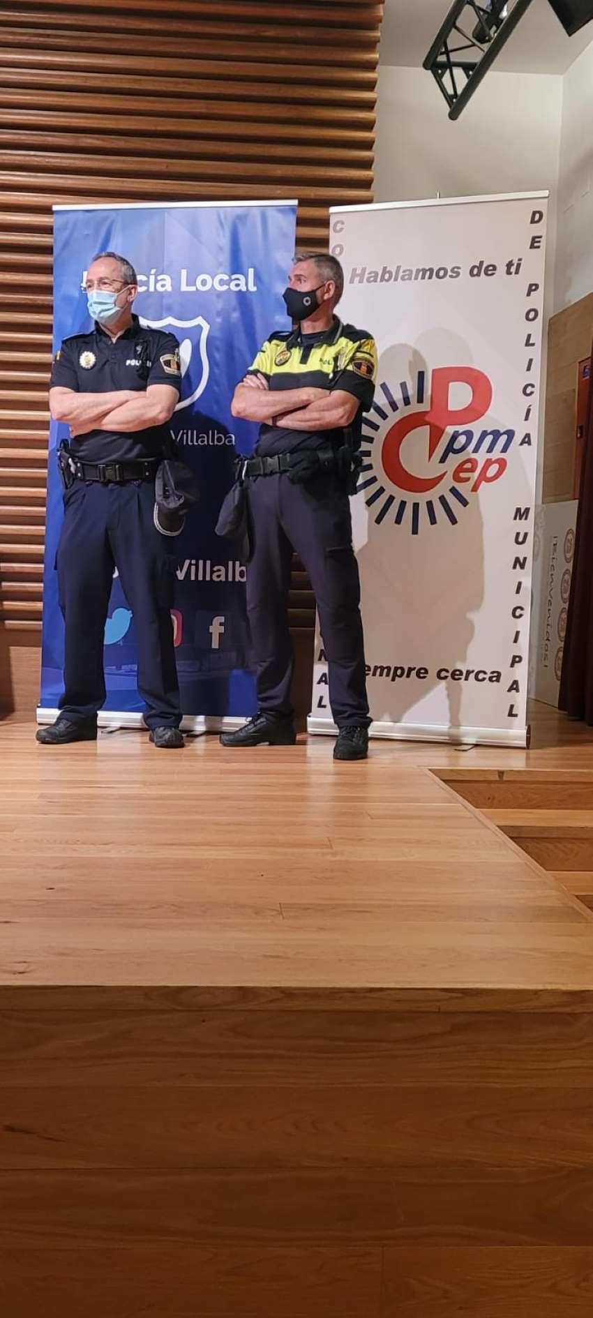 Collado Villalba entrega los Premios Campeonato Educación Vial 2021 a sus escolares