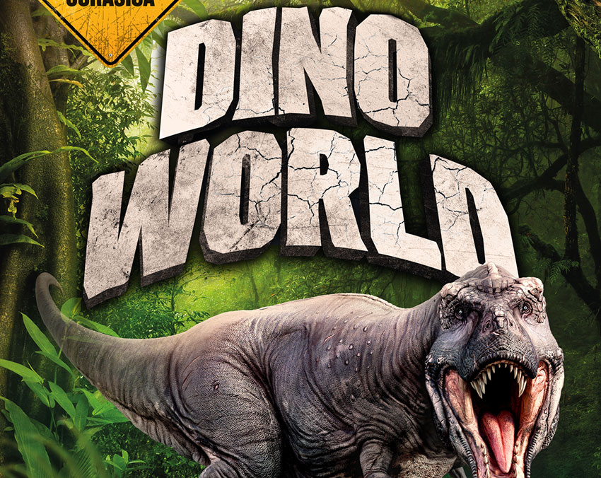 Dino World exposición CPPM