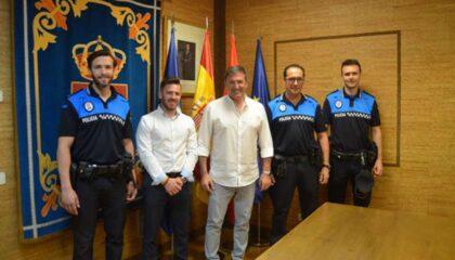 El ayuntamiento de Humanes, condenado a pagar a la Policía Local