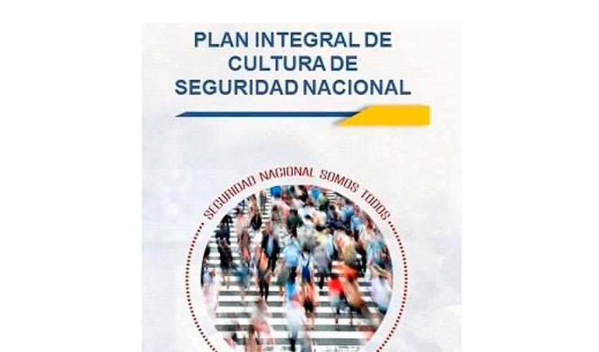 Plan Integral de Cultura de Seguridad Nacional