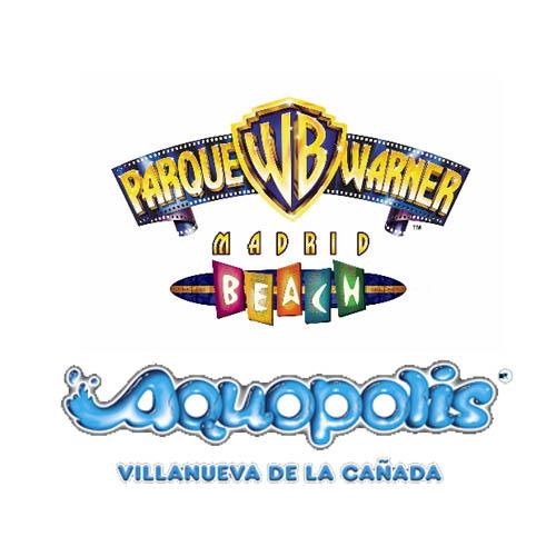 Parque Warner Madrid Beach Aquopolis Villanueva Cañada CPPM