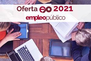 Oferta empleo público 2021