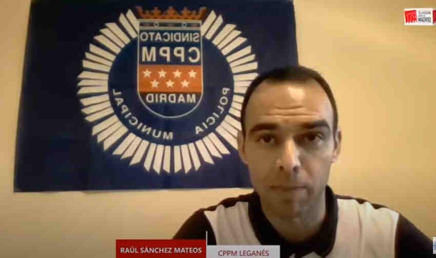 Entrevista Secretario General CPPM Leganés