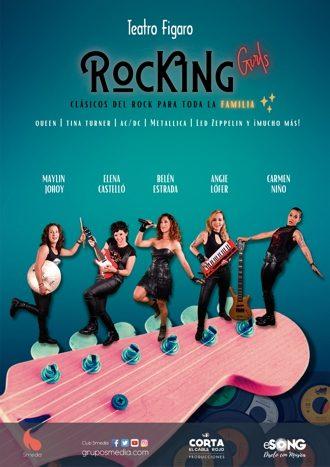 Rocking girls teatro