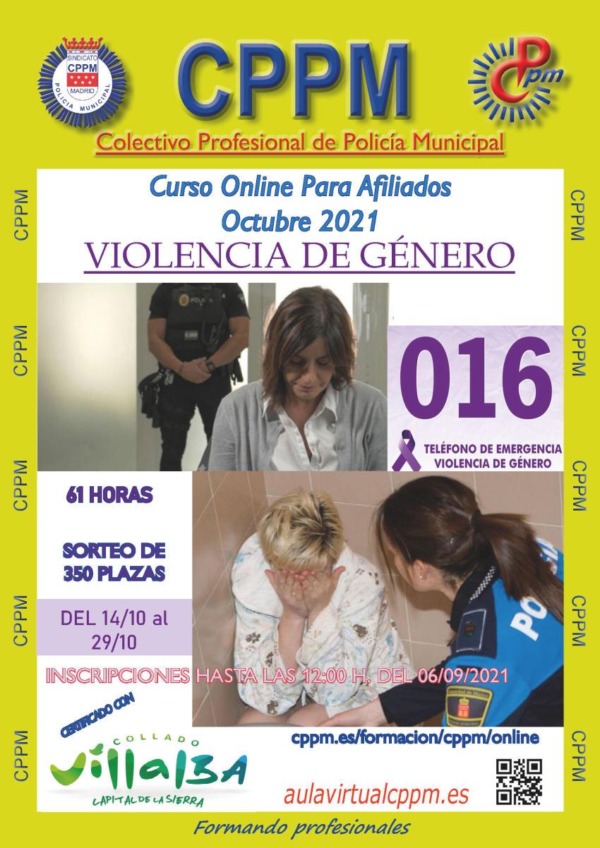 Violencia de género curso online cppm