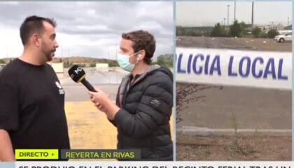 Entrevista a Delegado CPPM Rivas tras incidentes fiestas patronales 2021