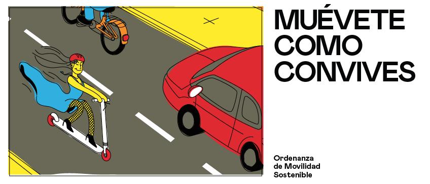 ORdenanza Movilidad sostenible Ayto Madrid
