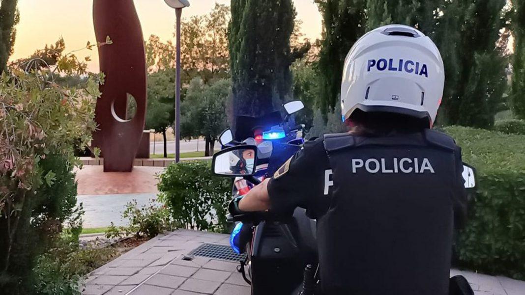 Policía local Navalcarnero H50