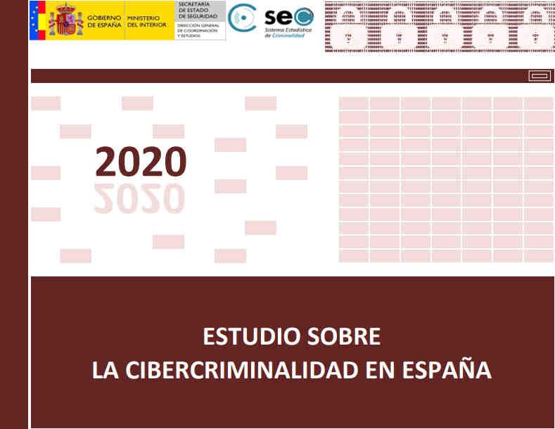 VIII Informe cibercriminalidad España 2020