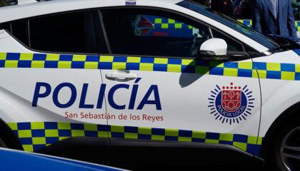 Policía local San Sebastián de los Reyes