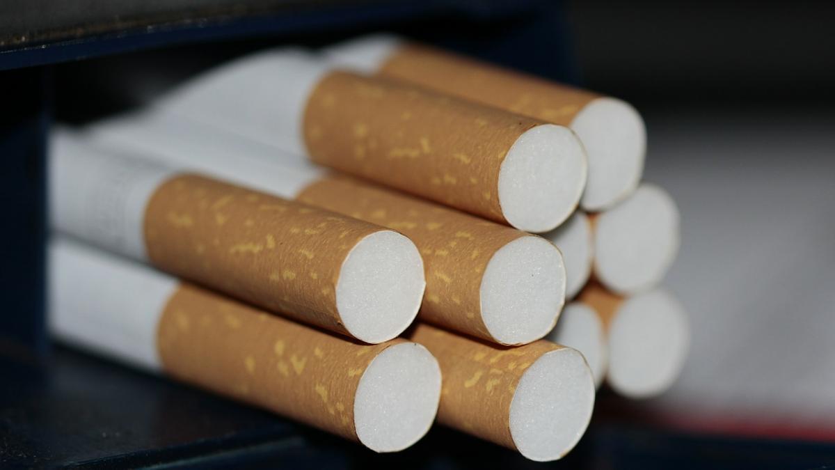 tráfico ilícito de tabaco