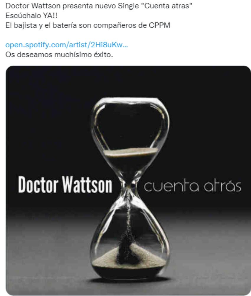 Doctor Wattson cuenta atras cppm