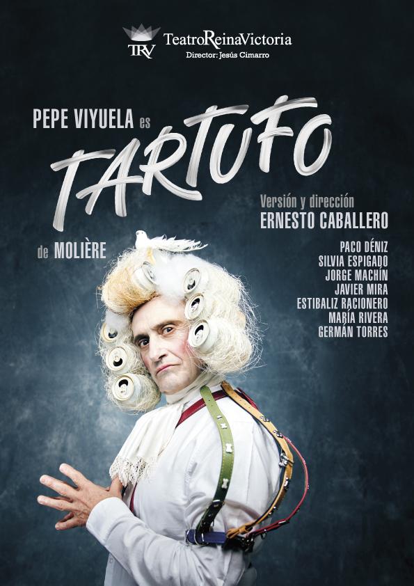 Tartufo teatro Pepe Viyuela CPPM